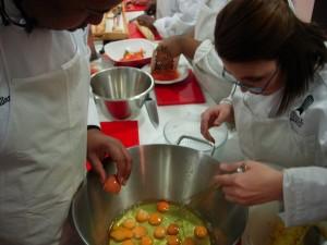 clase cocina empresa