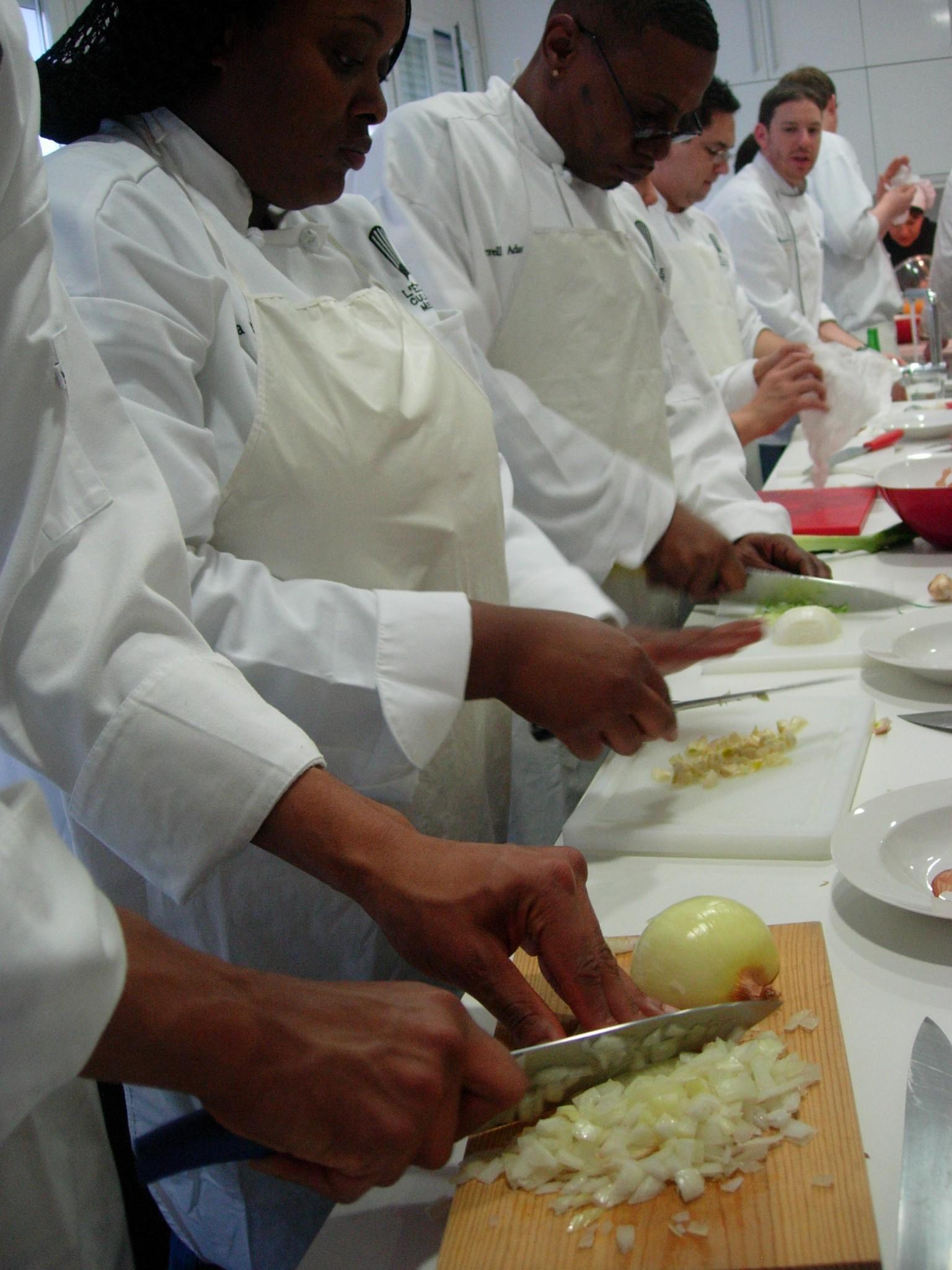 Cursos de cocina intensivos a medida culinary - Cursos cocina pamplona ...