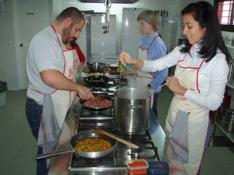 cocina Madrid escuela