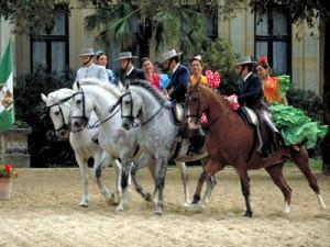 caballos Jerez