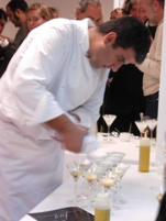 paco roncero showcooking