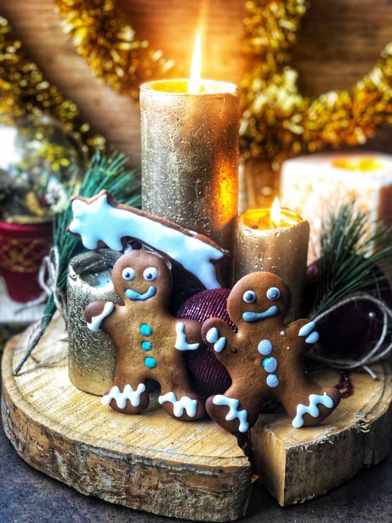 Taller de cocina solidario: galletas de jengibre navideñas
