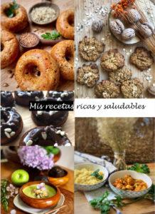 Ebooks de recetas fáciles, sanas y divertidas